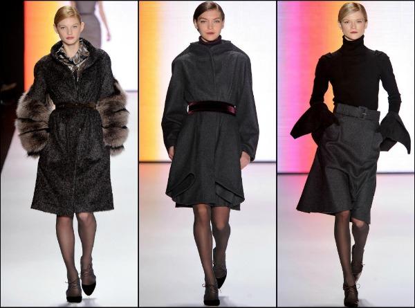 112 Carolina Herrera za jesen 2011: Evergreen elegancija