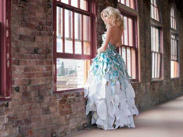 123 Glamurozne origami haljine by Lia Griffith