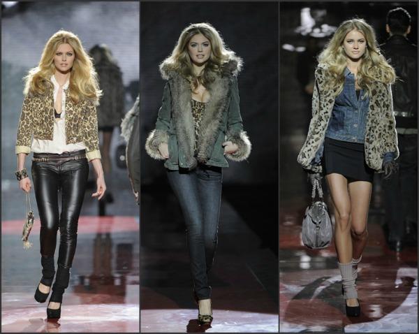 13 Guess Jeans jesen/zima 2011/12: Mladalački i seksi
