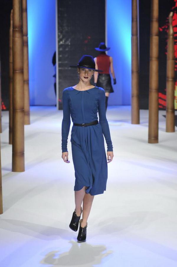 147 Belgrade Fashion Week: Ines Janković