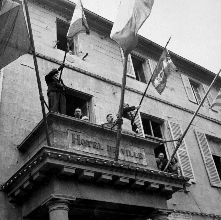 1944 08 20 charles de gaulle Šarl de Gol
