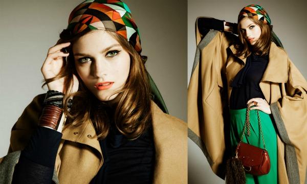 "1a2  ""Elle Belgium"" – oktobar 2011: Jesen prepuna aksesoara"