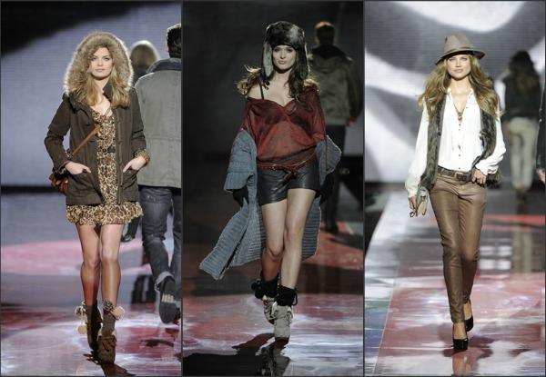 21 Guess Jeans jesen/zima 2011/12: Mladalački i seksi