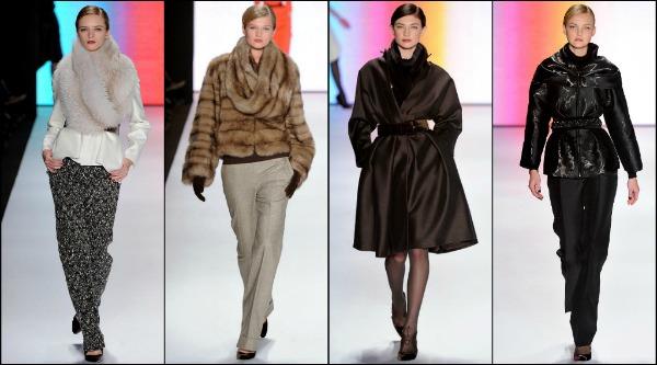 210 Carolina Herrera za jesen 2011: Evergreen elegancija