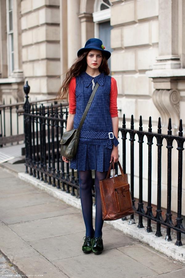 212394 980 Stockholm Street Style: jesen i moda se vole