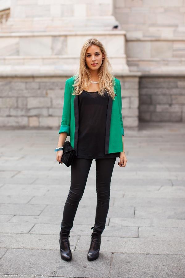 212428 980 Stockholm Street Style: jesen i moda se vole