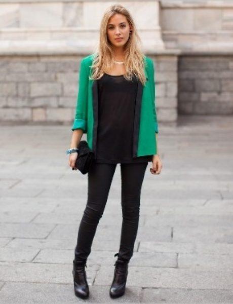 Stockholm Street Style: jesen i moda se vole