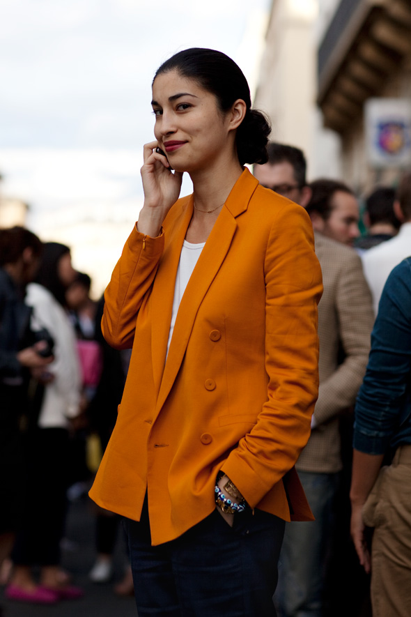 231 Paris Street Style: Modna prestonica