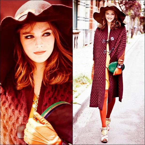 "2a2  ""Elle Belgium"" – oktobar 2011: Jesen prepuna aksesoara"