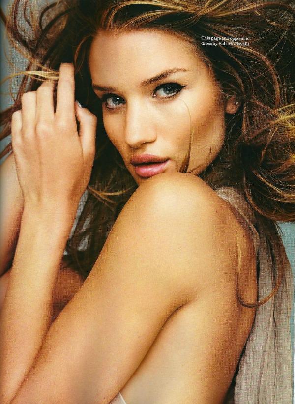 311 Elle UK Beauty: Predlozi za oktobar uz Rosie Huntington Whiteley