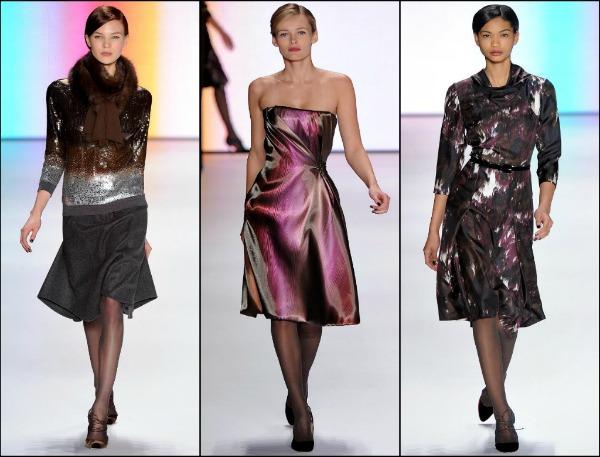 312 Carolina Herrera za jesen 2011: Evergreen elegancija