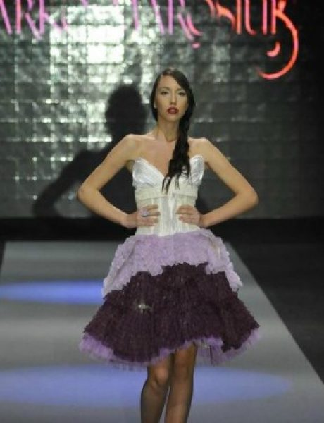 Belgrade Fashion Week: Marko Marosiuk