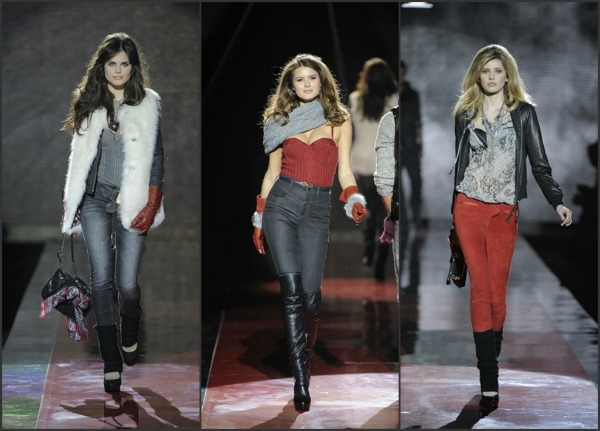 33 Guess Jeans jesen/zima 2011/12: Mladalački i seksi