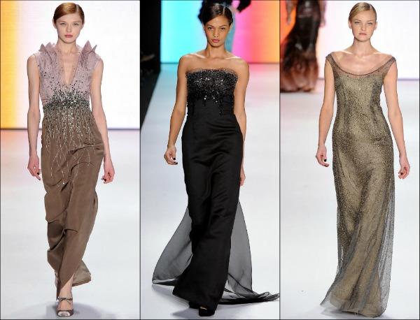 412 Carolina Herrera za jesen 2011: Evergreen elegancija