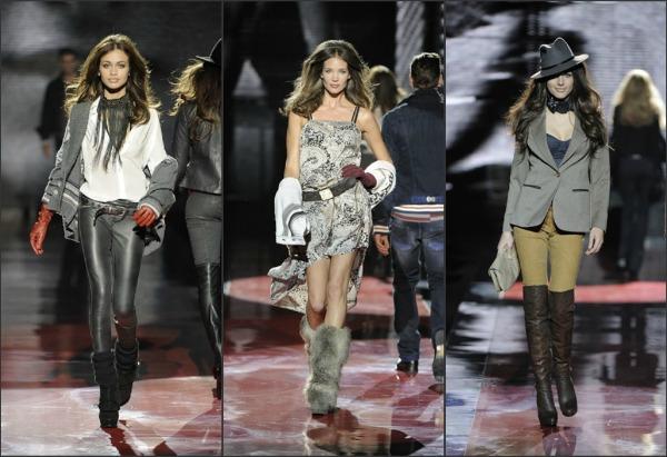 42 Guess Jeans jesen/zima 2011/12: Mladalački i seksi