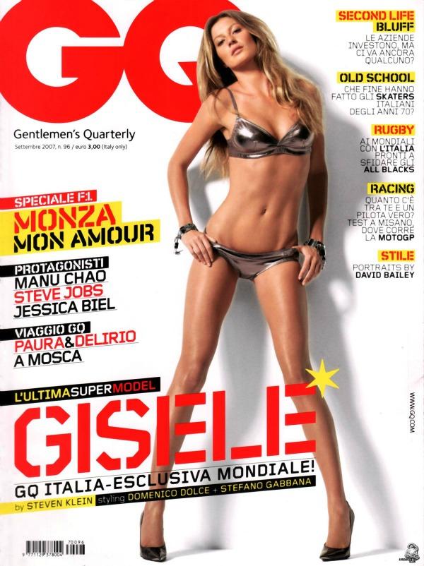 4444444444444444444444 Who Run the World: Gisele Bündchen