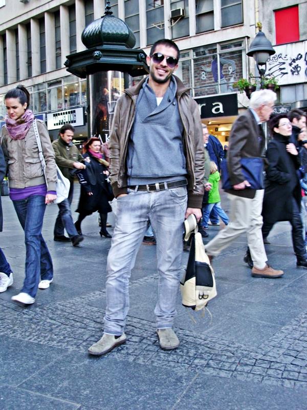 513 Belgrade Style Catcher: Jesen u Beogradu