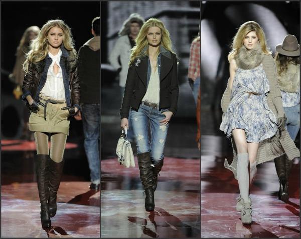 52 Guess Jeans jesen/zima 2011/12: Mladalački i seksi