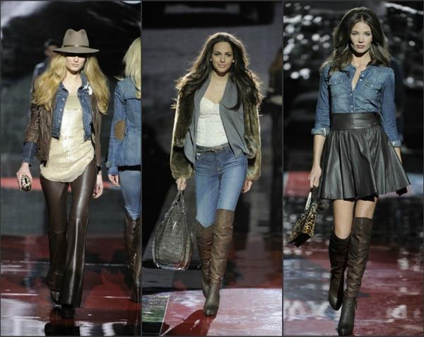 61 Guess Jeans jesen/zima 2011/12: Mladalački i seksi