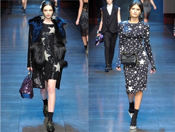7. Dolce Gabbana Zvezdani jesenji trend