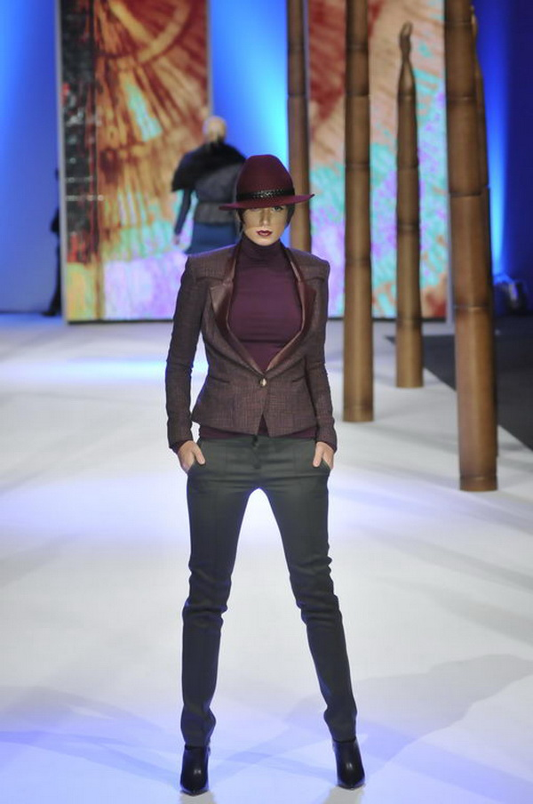 714 Belgrade Fashion Week: Ines Janković