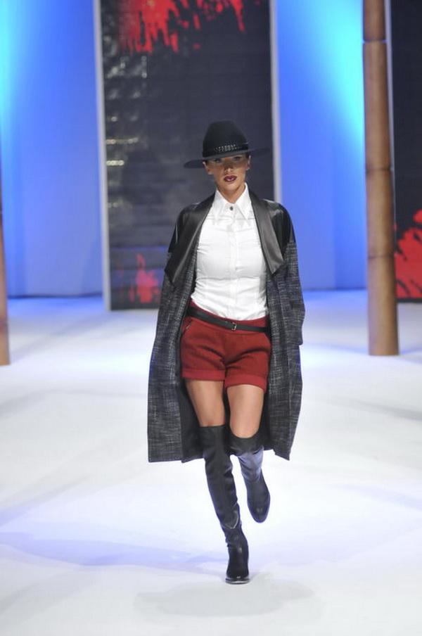 89 Belgrade Fashion Week: Ines Janković