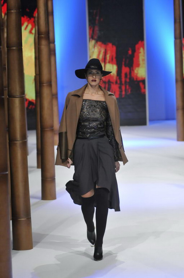 98 Belgrade Fashion Week: Ines Janković