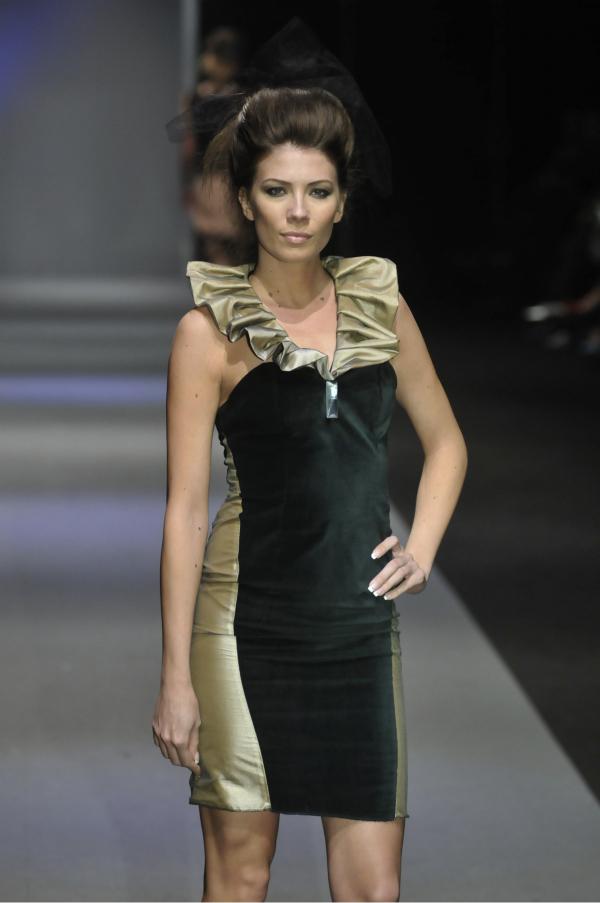 Aleksandra Peci2 picnik Osmo veče 30. Amstel Fashion Week a
