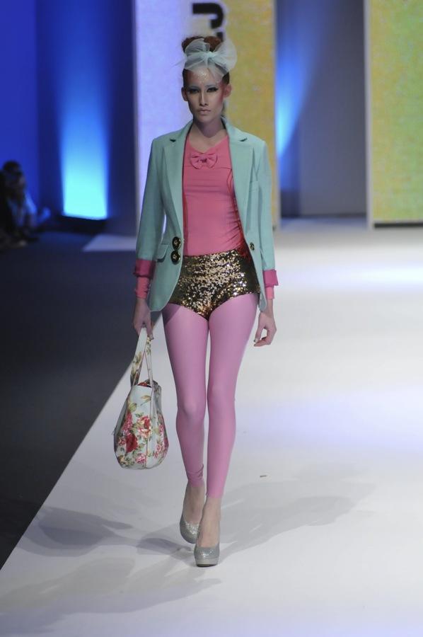 Ana Ljubinkovic Peto veče 30.Amstel Fashion Week a