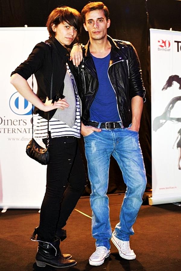 BSC FW 14 Belgrade Style Catcher: Amstel Fashion Week