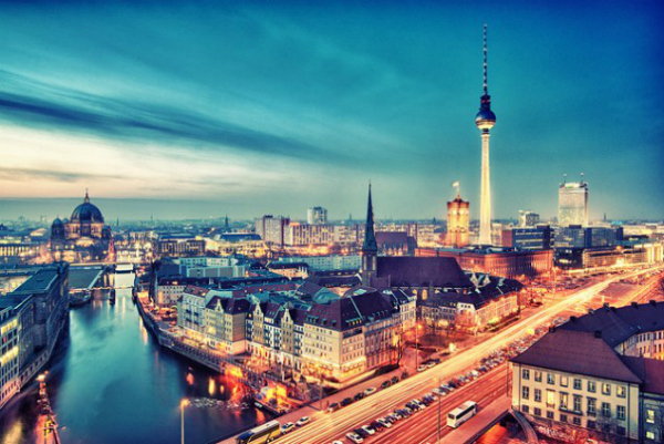 Berlin night 2 Druga berlinska priča