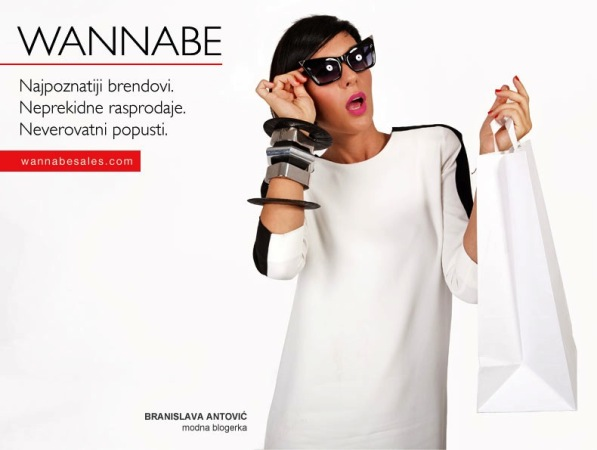 Branislava Antovic¦ü Wannabe Sales   promotivni editorijal