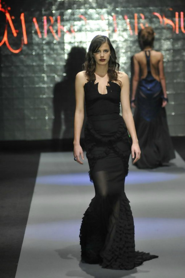 DJT38911 Belgrade Fashion Week: Marko Marosiuk