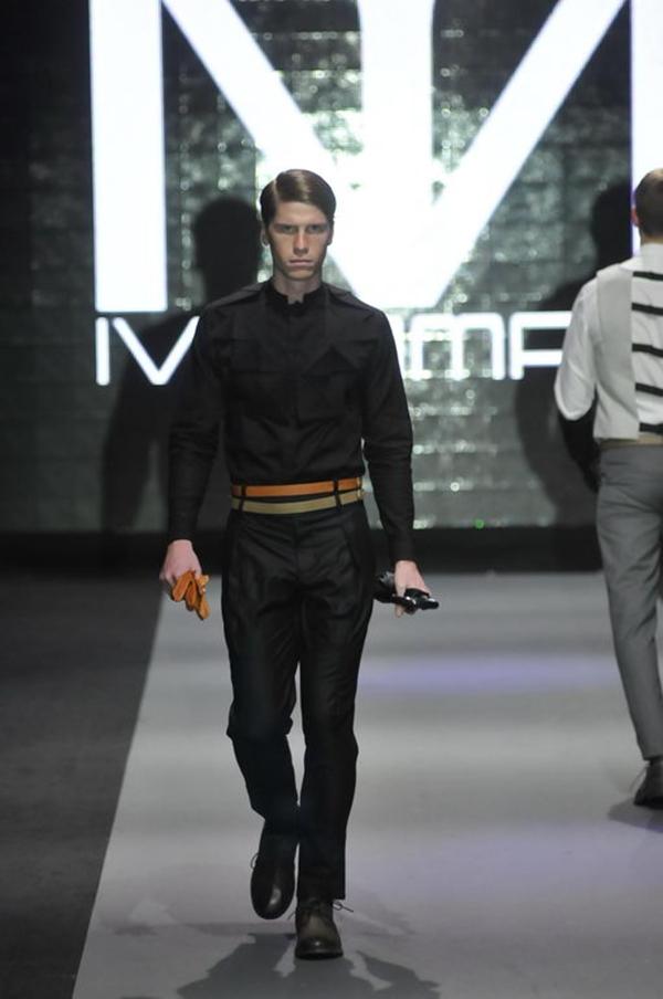DJT4242 Belgrade Fashion Week: IVANMAN