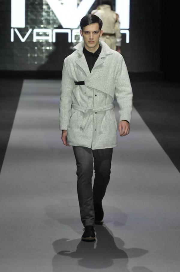 DJT4266 IVANMAN N Belgrade Fashion Week: IVANMAN