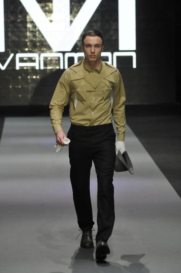 DJT4274 Belgrade Fashion Week: IVANMAN