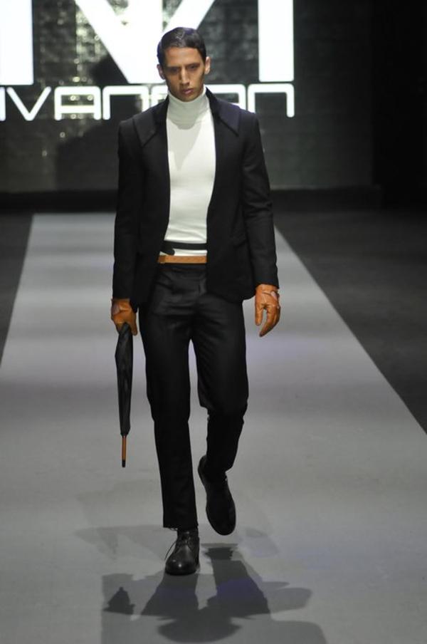 DJT4285 IVANMAN U Belgrade Fashion Week: IVANMAN