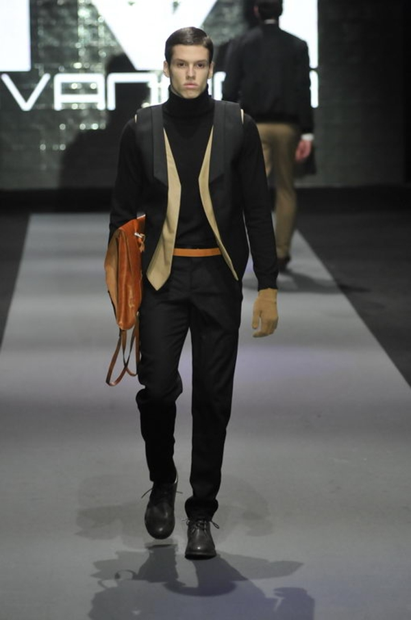 DJT4310 IVANMAN U Belgrade Fashion Week: IVANMAN
