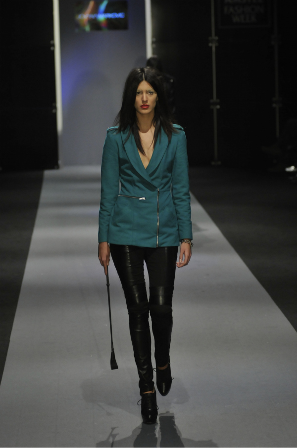 Jovana Markovic picnik Osmo veče 30. Amstel Fashion Week a