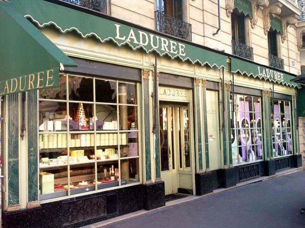 Laduree 01 Rue Royale 20081 I stil i ukus: Ladurée macaroon