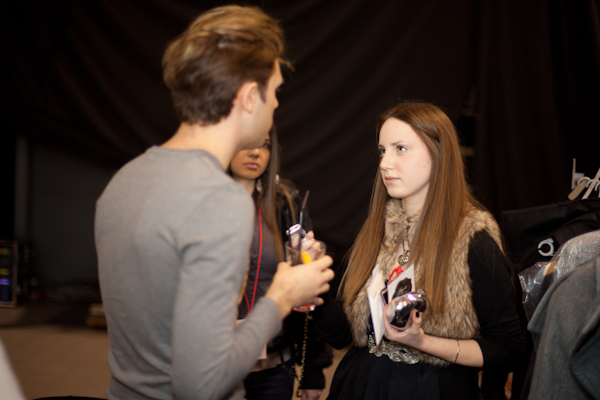 MG 9730 30. Amstel Fashion Week: Backstage 1.deo