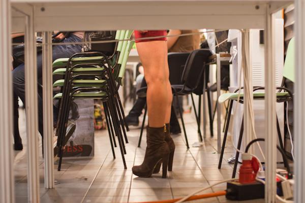 MG 9772 30. Amstel Fashion Week: Backstage 5. deo