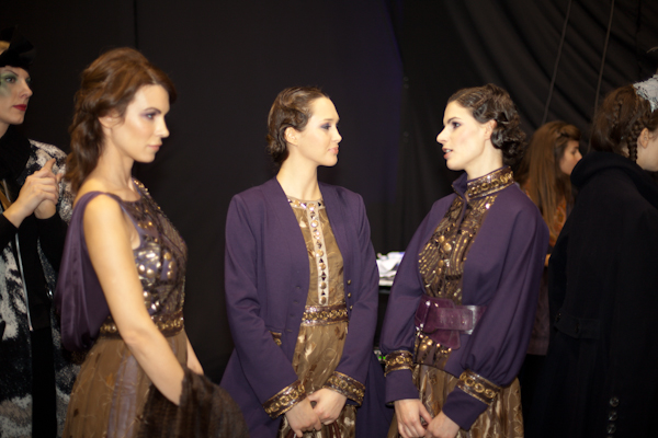 MG 9780 30. Amstel Fashion Week: Backstage 1.deo