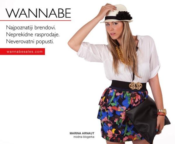 Marina Arnaut Wannabe Sales   promotivni editorijal