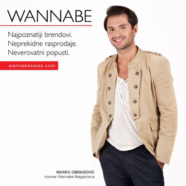 Marko Obradovic¦ü Wannabe Sales   promotivni editorijal
