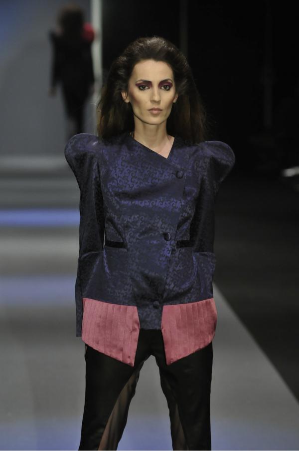 Marta Miljanic picnik Osmo veče 30. Amstel Fashion Week a