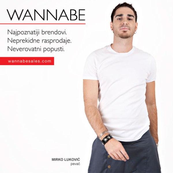 Mirko Lukovic¦ü Wannabe Sales   promotivni editorijal