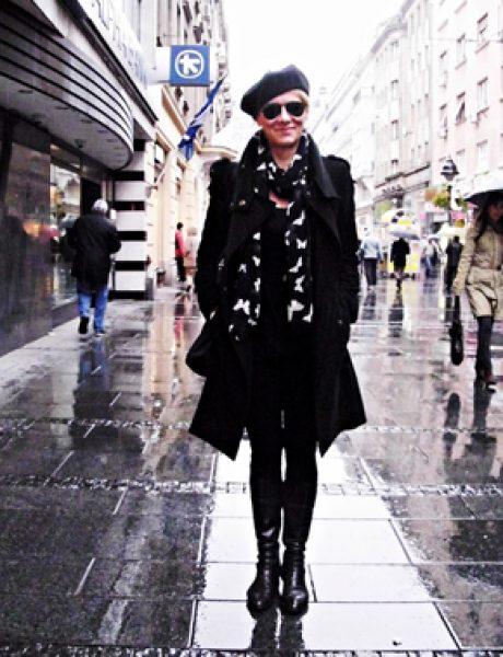 Belgrade Style Catcher: Kišobrani i gumene čizme