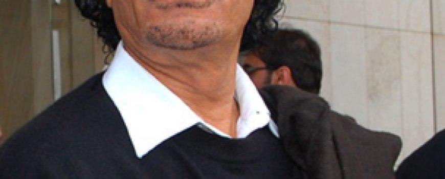 Gadafi Fashion Icon