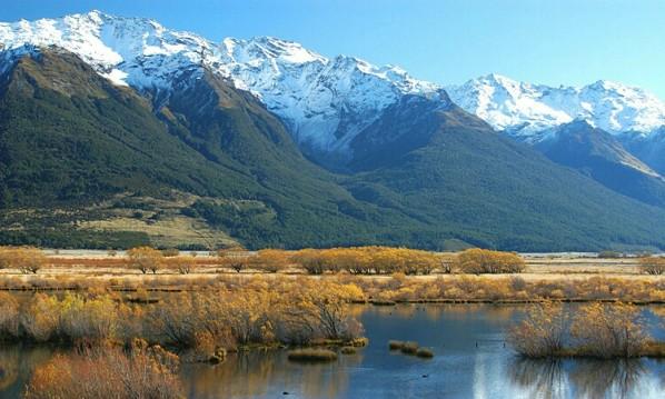 New Zealand thumb Najlepše filmske lokacije